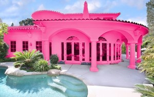 Pink house cropped